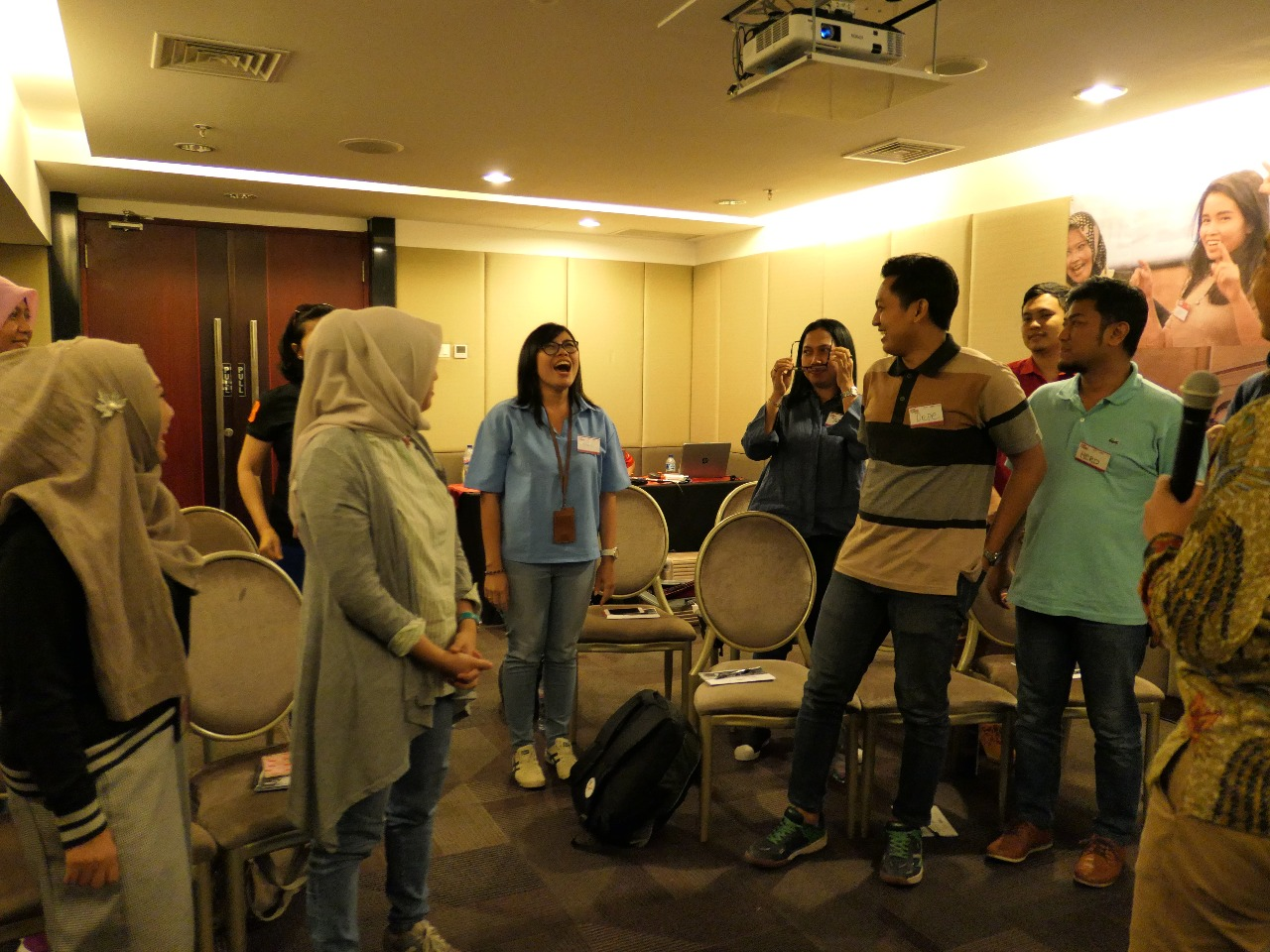 Be A Great Fasilitator - CORPORATE TRAINING INDONESIA