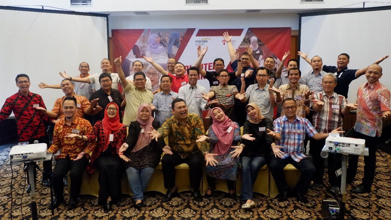 Talented Trainer BSM 6 - CORPORATE TRAINING INDONESIA