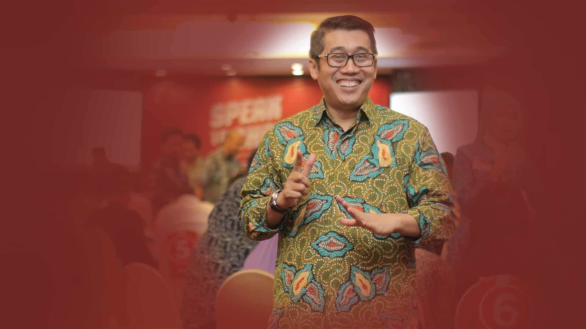 Jamil Azzaini - CORPORATE TRAINING INDONESIA