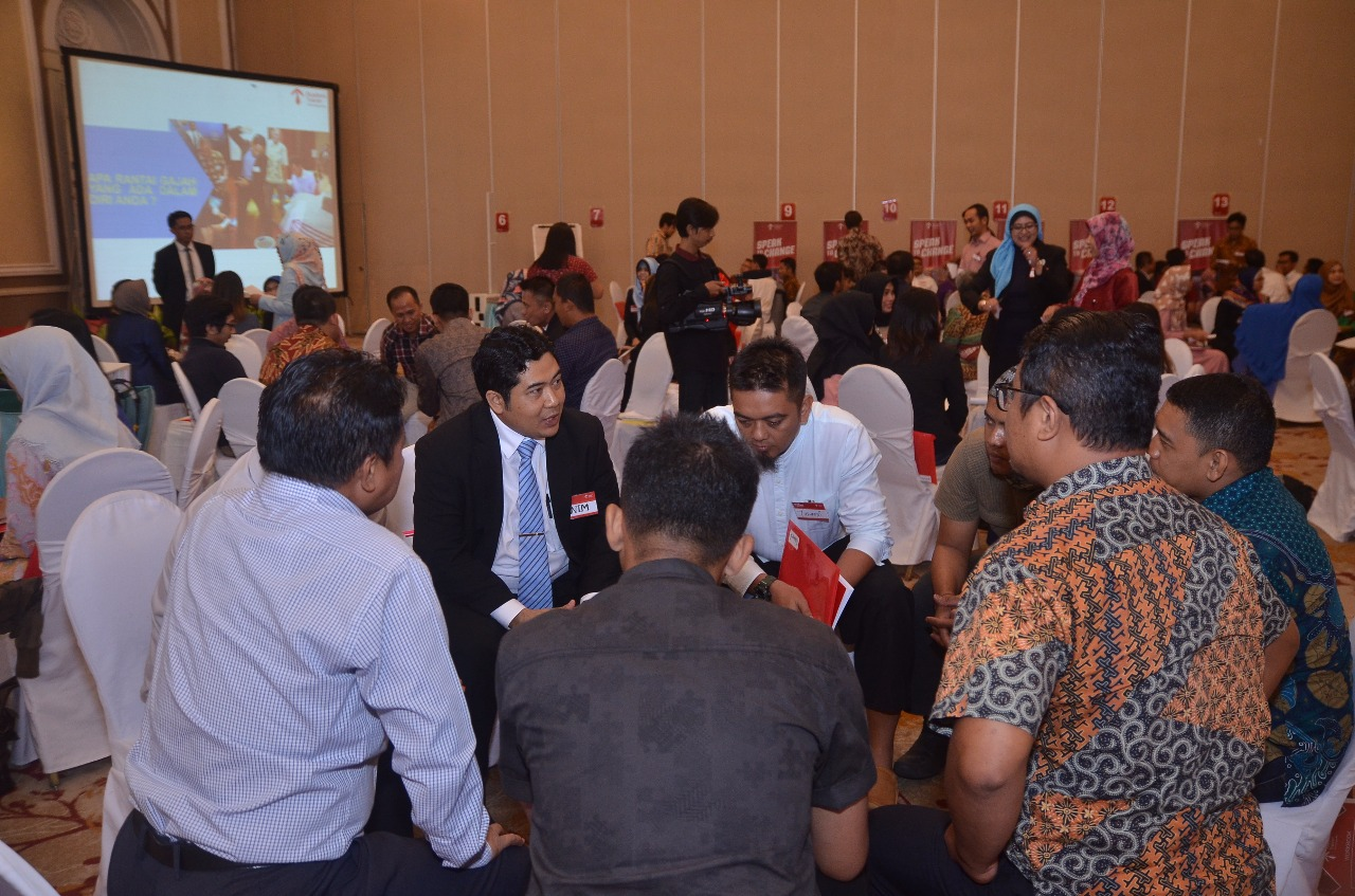 Leader yang Bisa Mengendalikan Team Corporate Training Indonesia