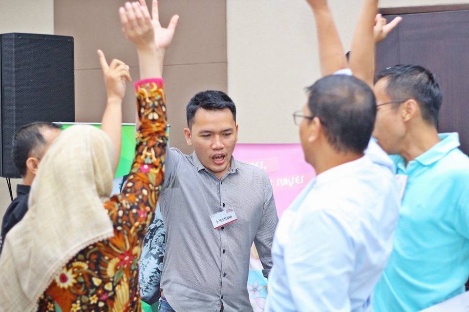 Engaged Dalam Bekerja - Corporate Training Indonesia