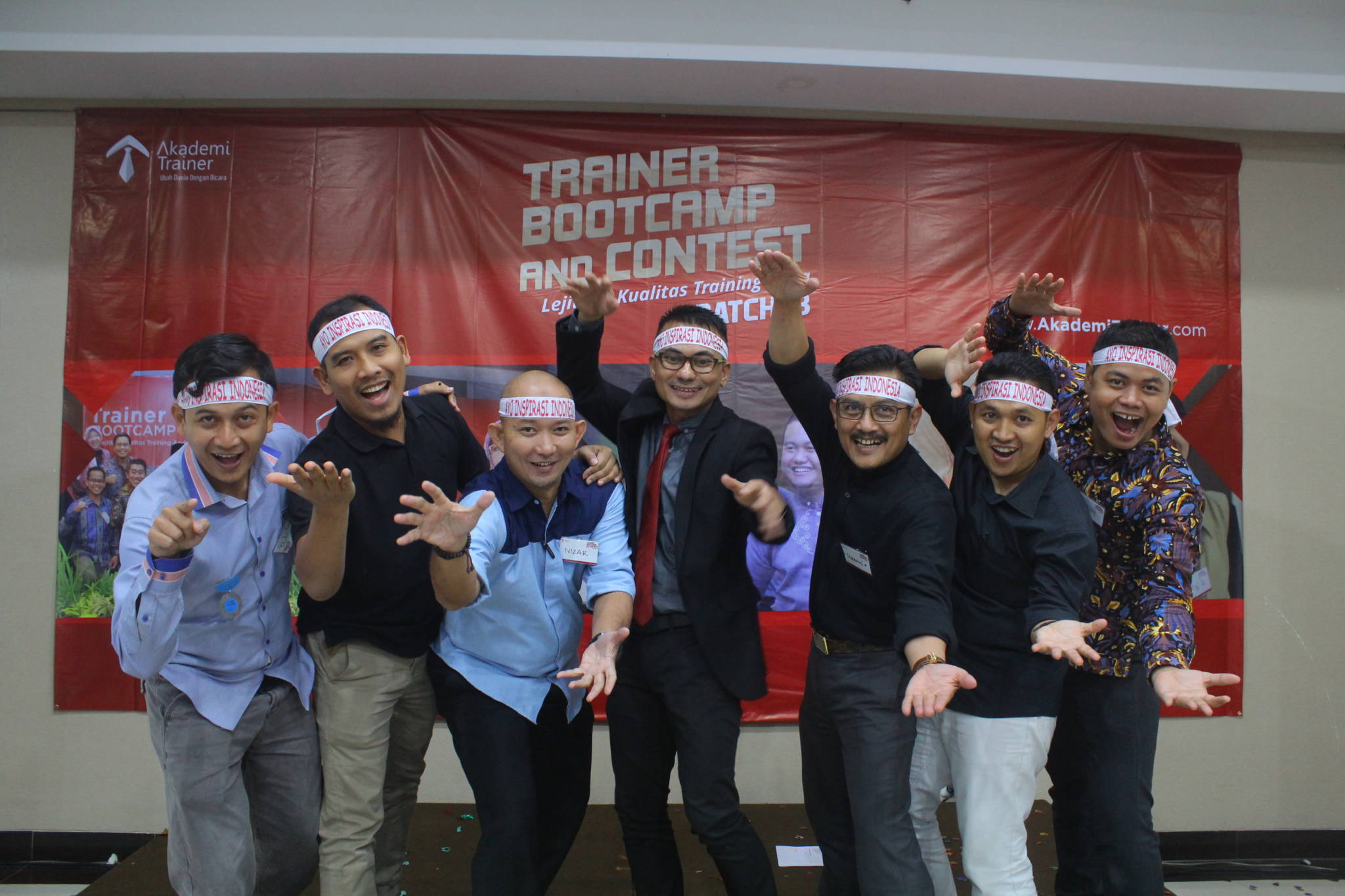 Memproduksi Even Training yang Repeat Order - Corporate Training Indonesia