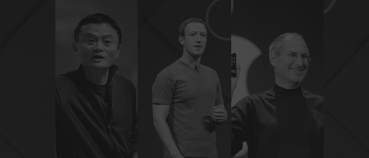 Gey Mark Zuckerberg Jack Ma steve jobs Pelatihan Public Speaking Terbaik di Indonesia 0812 9032 0101