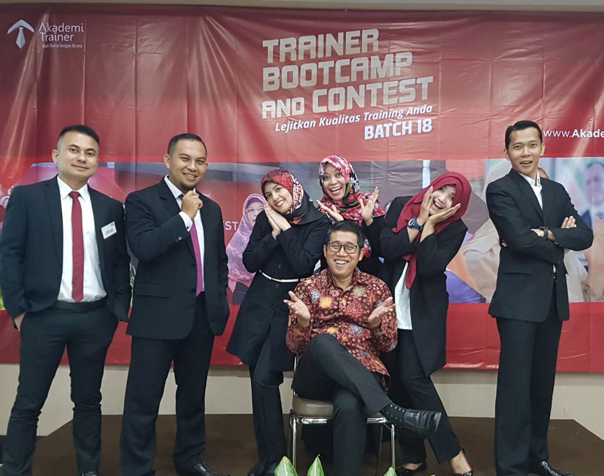 Trainer Bootcamp And Contest Landingpage