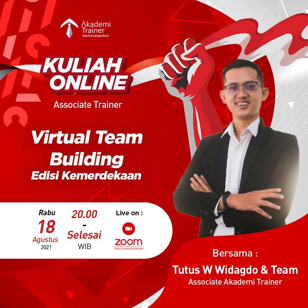 Kulon Virtual Building Team